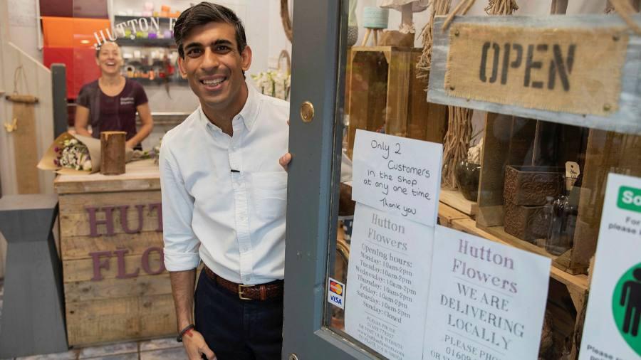 Rishi Sunak eyes VAT cut in bid to boost UK economy