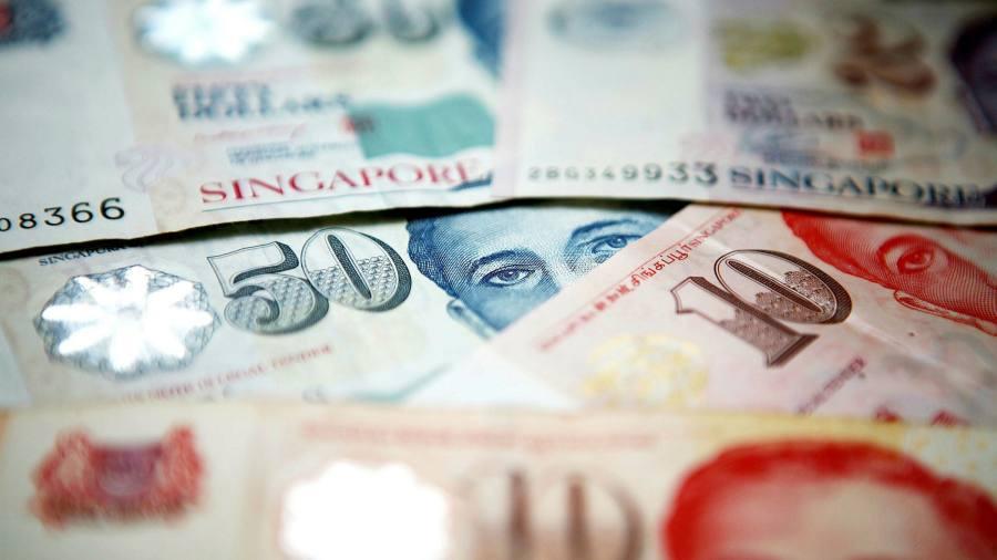 Singapore banks draw rising deposits from protest-hit Hong Kong