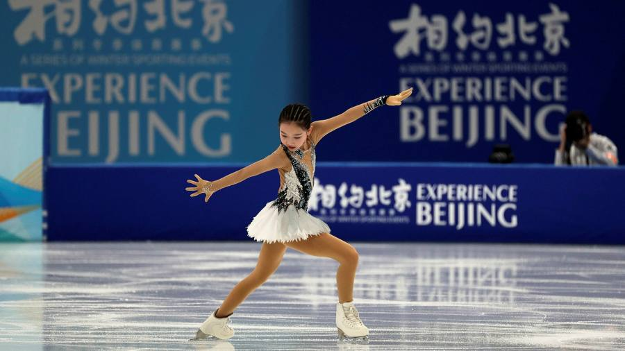 The US is calling for a boycott of the Beijing Winter Olympics