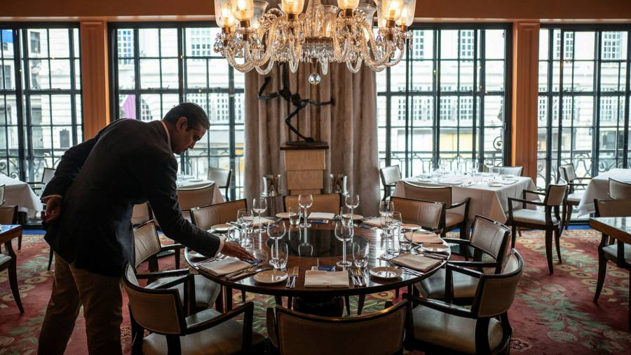 Can London's high-end restaurants survive the pandemic?