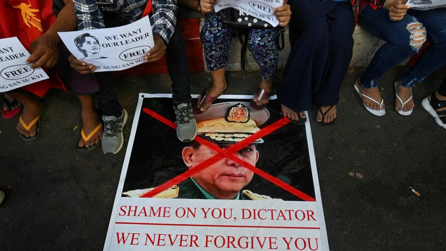 Photo of Myanmar's parallel finance minister has warned that he will not meet the debts of the junta