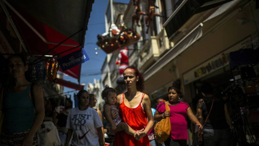 Brazil's GDP surges back to pre-pandemic levels