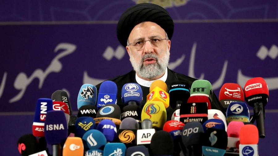 The head of popular justice is opposed to the reformists in the Iranian presidential election
