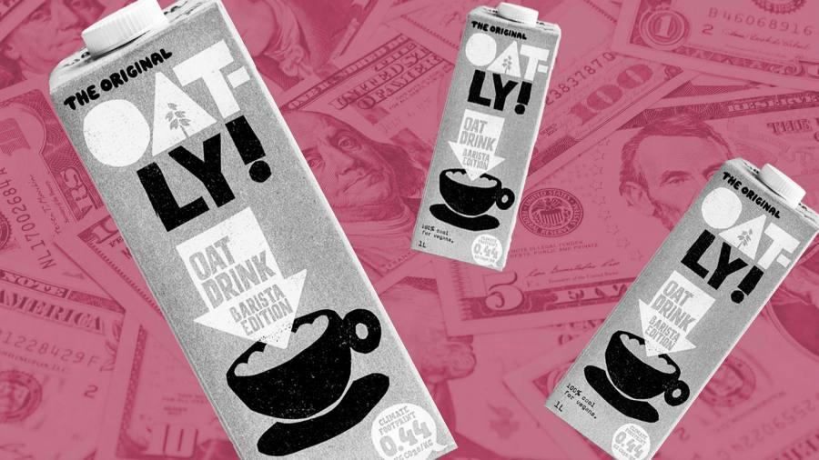 Oatly Milk Alternative in an effort to become a $ 10 billion brand