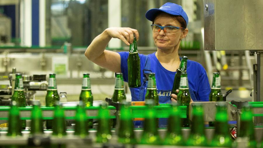 Carlsberg accelerates push into booze-free brews