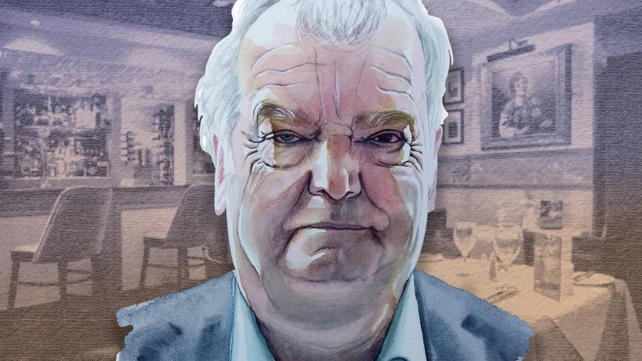 Sir Tom Devine: 'I've always thought England would destroy the Union'