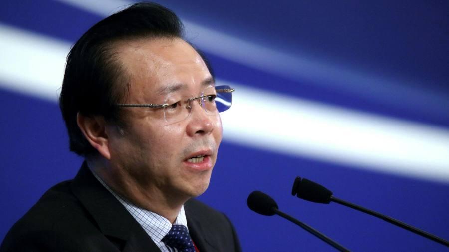Huarongen akatsak Pekinek estatu taldeak erreskatatzeko duen erabakia probatu du