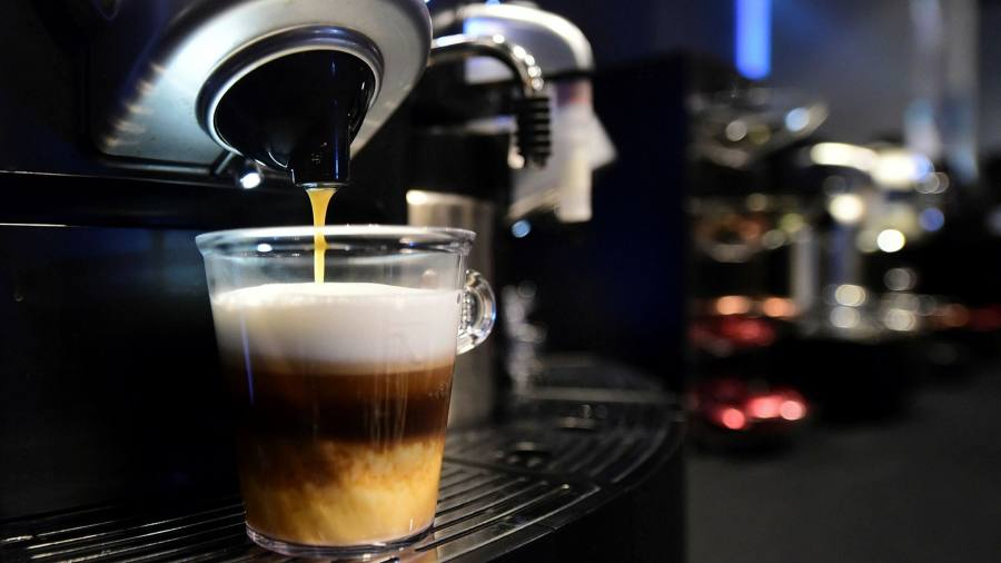 The pandemic wave of coffee spurred sales of Nestlé