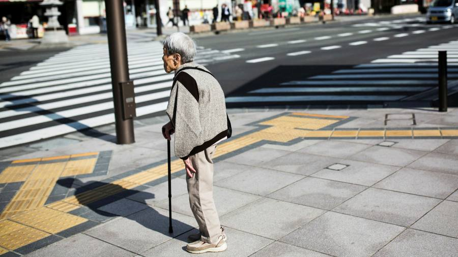 From Tokyo to Beijing, growing old is hard to do