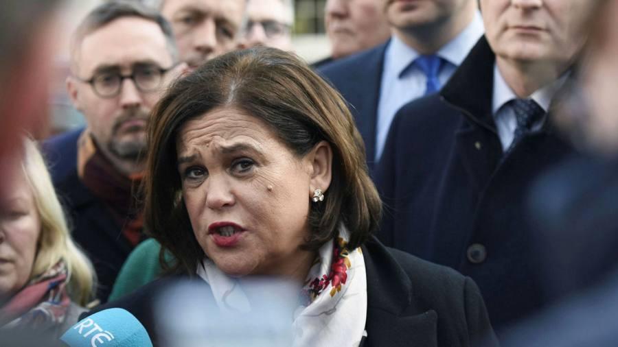 The Sinn Féin leader has apologized for Mountbatten's murder