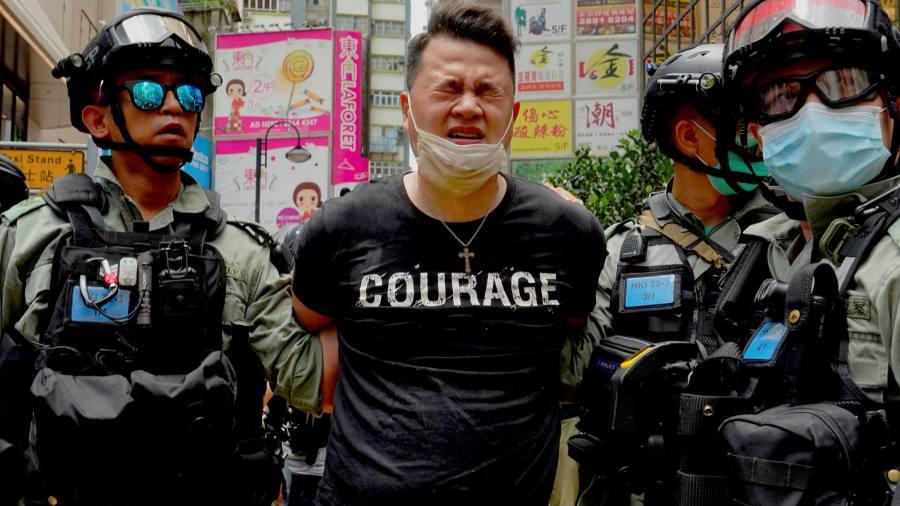 HK begins crackdown under new security law despite foreign condemnation