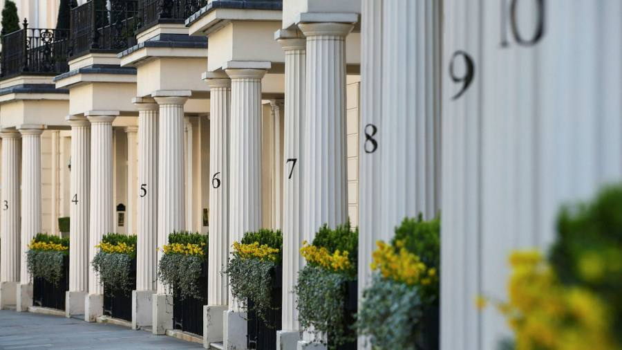 London ranks first in the sale of luxury homes worldwide