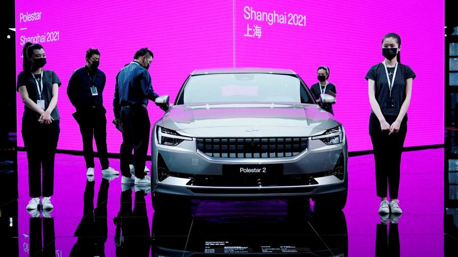 Polestar explores listing as it pushes for global expansion