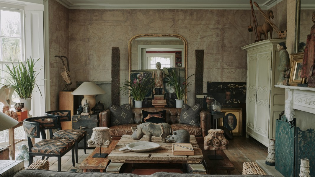 Inside Martin Waller S English Country Home Financial Times