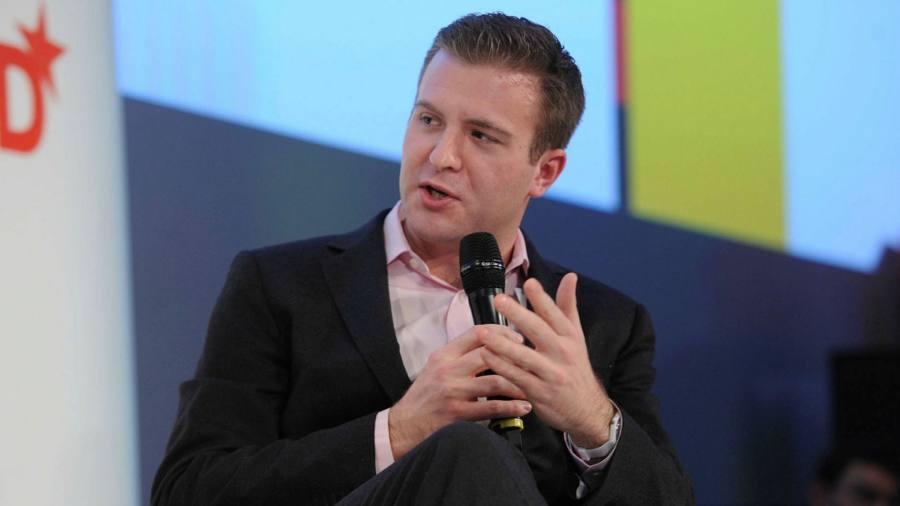 'The real man of mystery': how Ian Osborne built a $ 1.5 billion venture capital firm