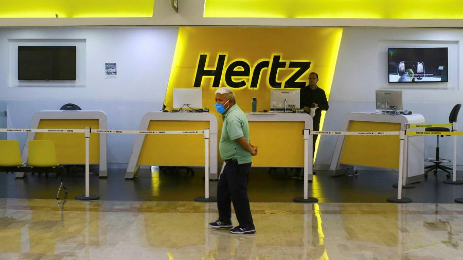 Hertz seeks unusual $1bn share sale while in bankruptcy