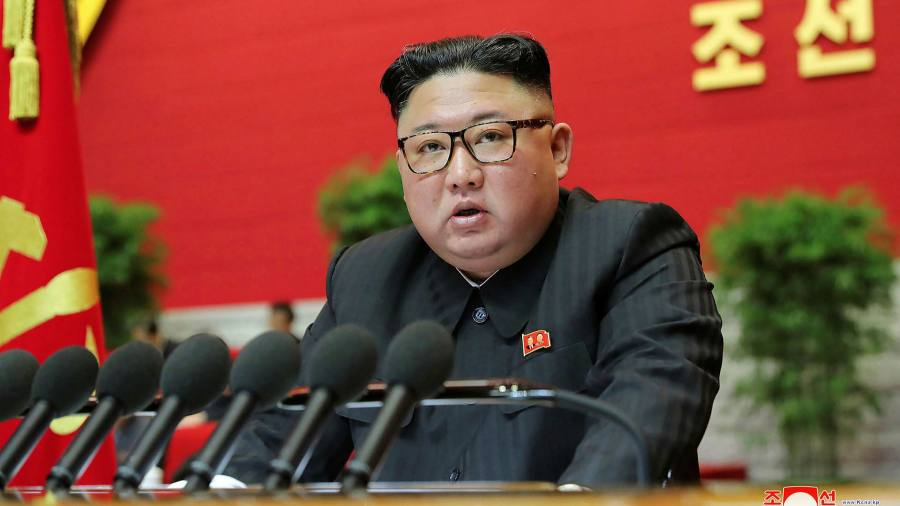 Kim Jong Un faces Covid dilemma of isolation or vaccination