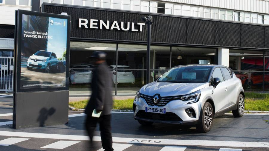 Photo of Renault has warned that the automotive industry is exacerbating the global shortage of chips