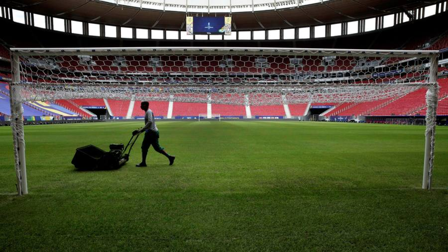 Sponsors pull out of Copa America in Brazil over Covid risk
