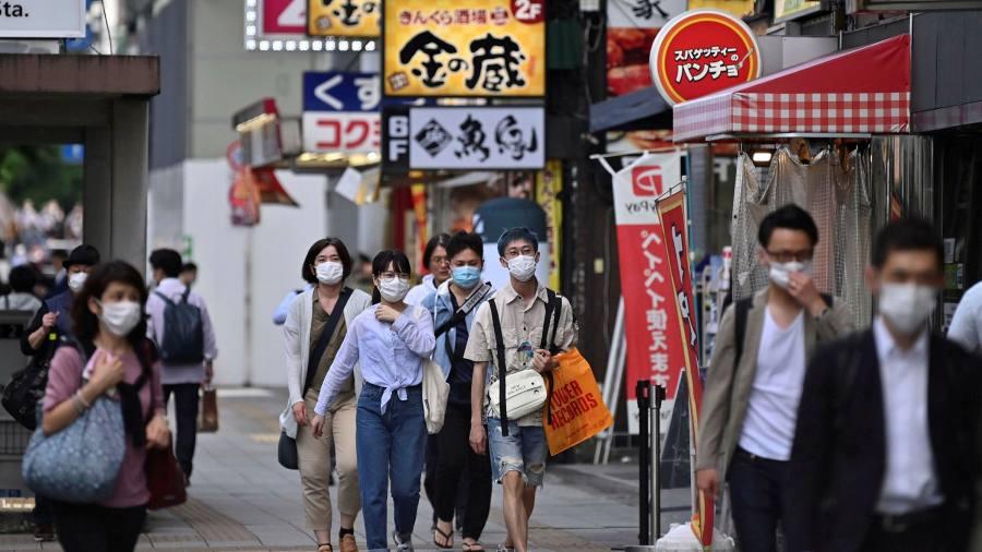 The 'Japan model' that brought coronavirus to heel
