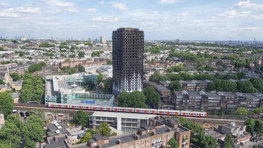 After the Grenfell fire: who should pay the UK's housing repair bill?