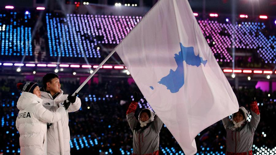 North Korea comes out of the Tokyo Olympics