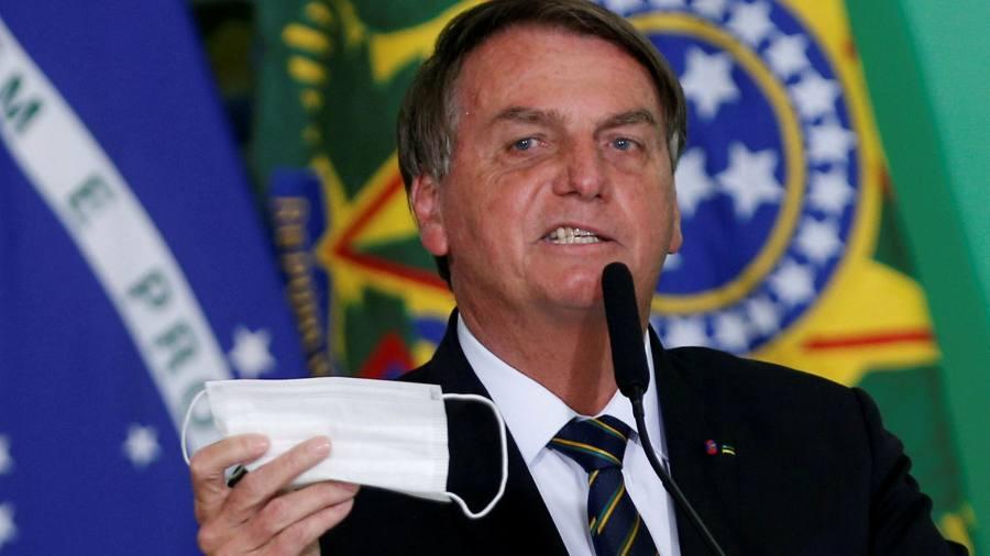 Brazil vaccine scandal poses fresh political threat to Jair Bolsonaro