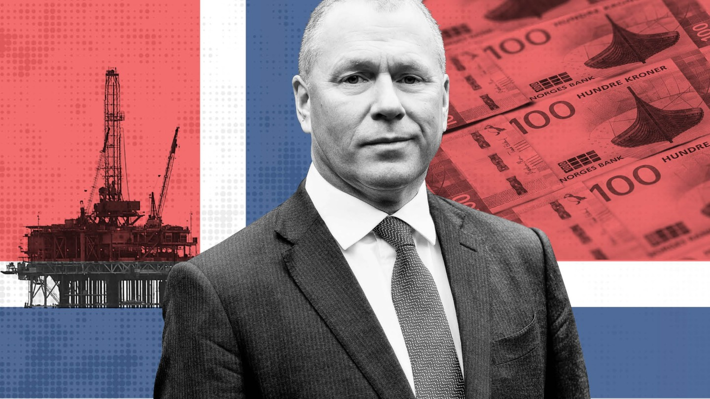 From hedge fund to sovereign wealth: Norway's investment chief eyes active  approach | Financial Times