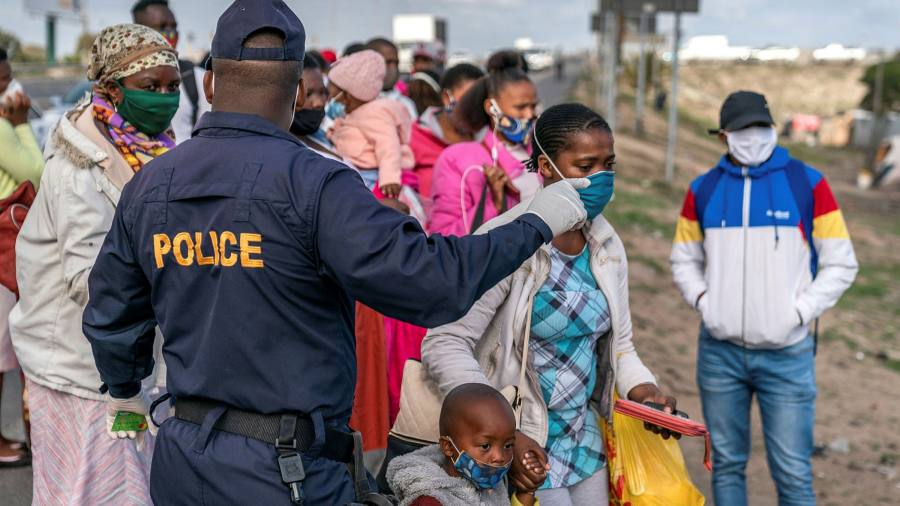 Cape Town emerges as African Covid-19 hotspot