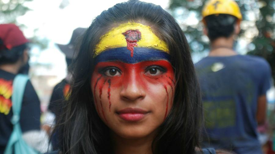 Cali takes on the mantle of Colombia's 'capital of resistance'
