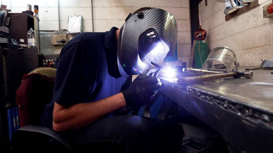Three-quarters of UK manufacturers set to cut jobs this year