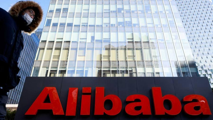 Chinese regulators have registered Alibaba for $ 2.8 million