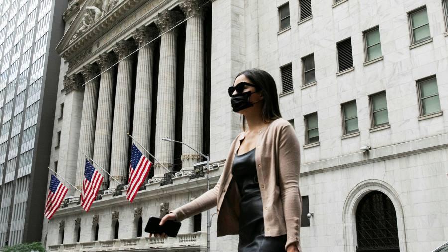 Wall Street stocks seal best quarter since 1998