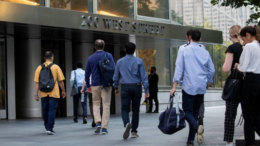 Goldman Sachs boosts junior pay after burnout complaints