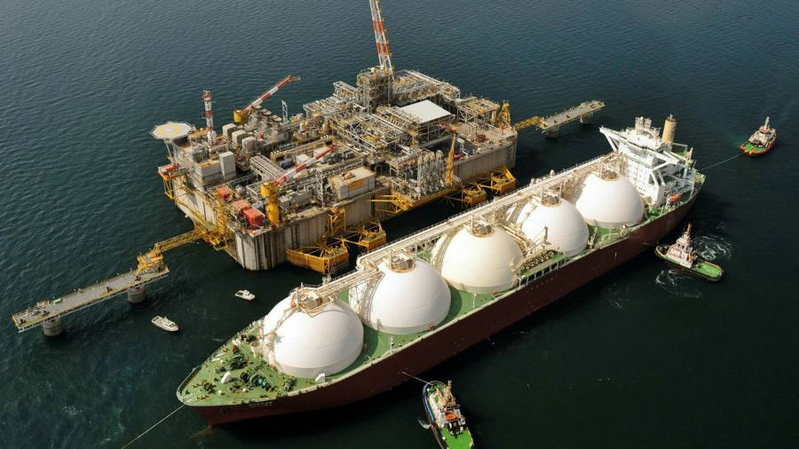 Qatar pushing ahead with LNG expansion despite slumping demand