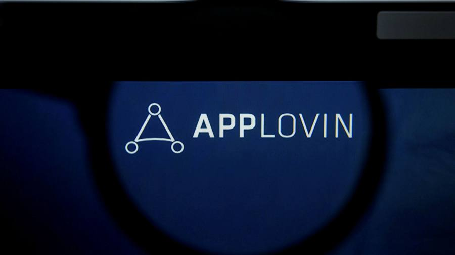 The mobile gaming app AppLovin was valued at $ 28.6 billion in IPO