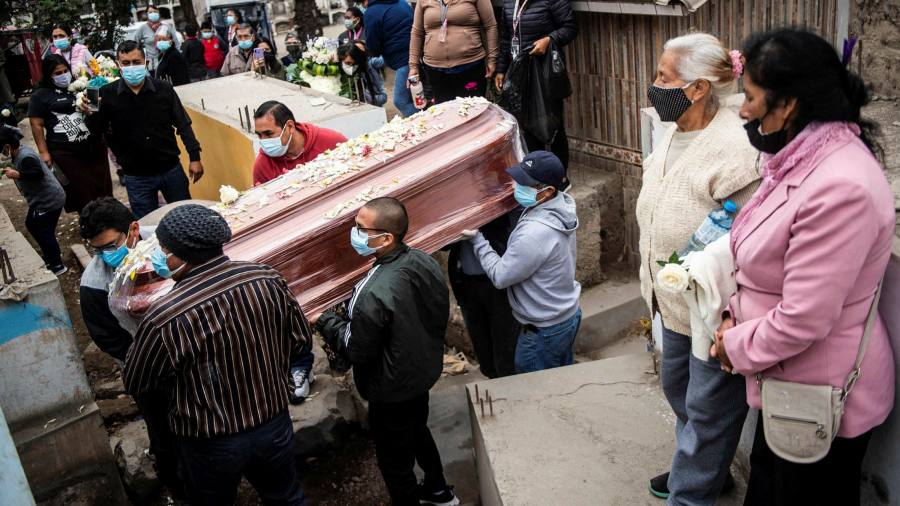 Covid devastation exposes failings of Peru's 'success story'
