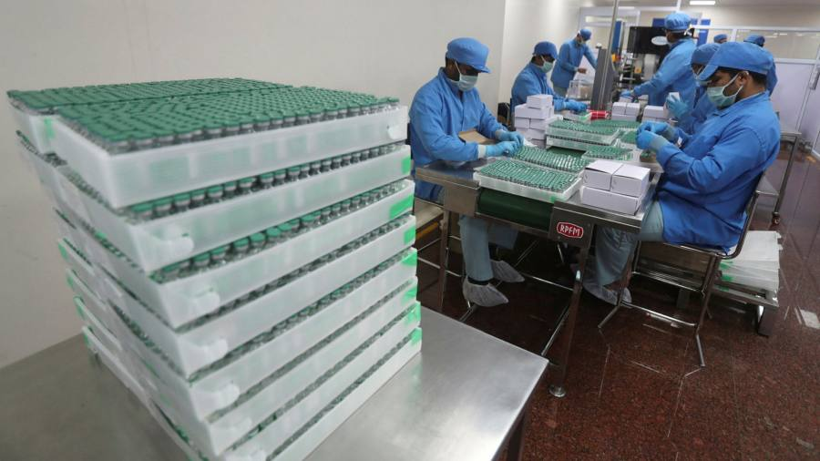 India seeks to boost vaccines with the Russian jab deal as the Covid case escalates