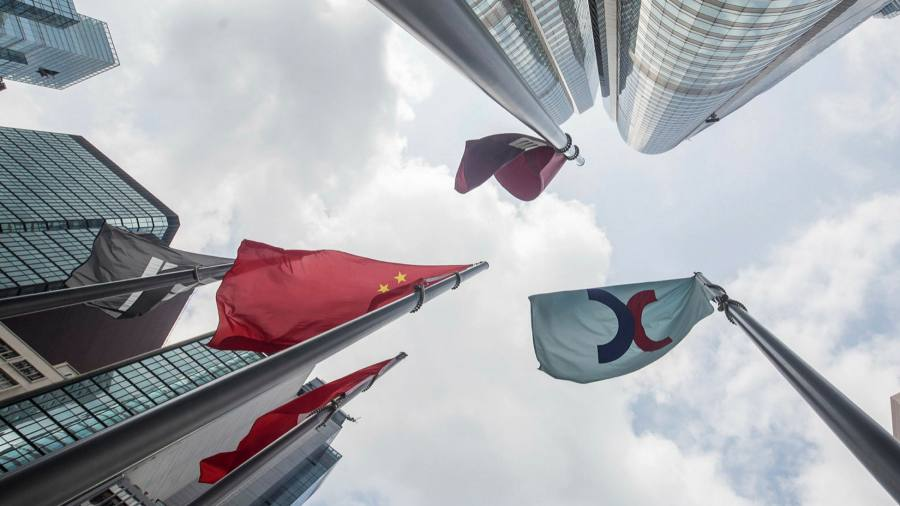 How China's tensions could boost Hong Kong's exchange