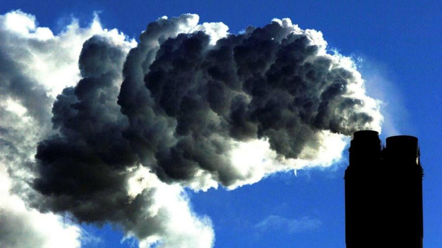 Carbon market takes 'kick in the ribs' from coronavirus