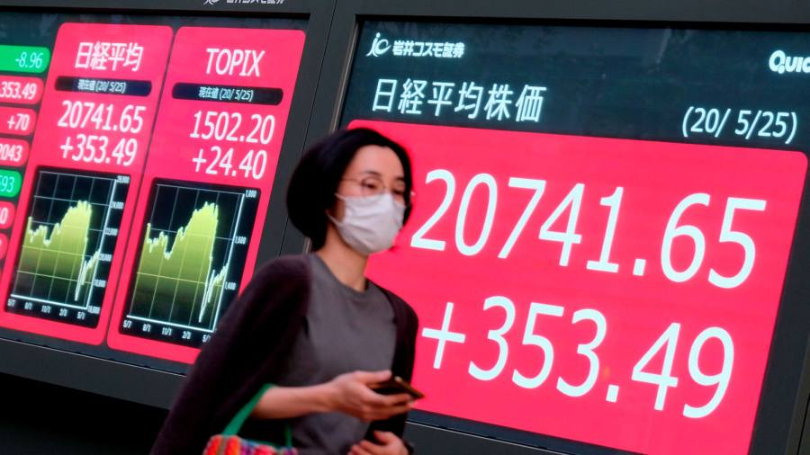 Global stocks and oil extend gains on economic recovery hopes