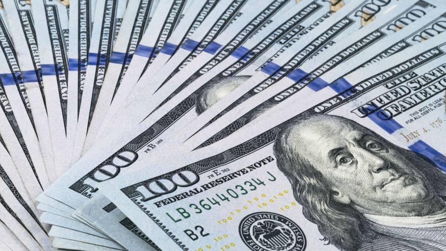 Investors hoard cash to ward off worst effects of coronavirus crisis