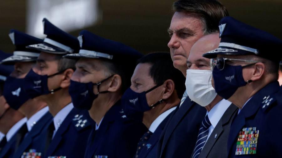Brazil's coronavirus nightmare: 'Bolsonaro is more isolated than ever'