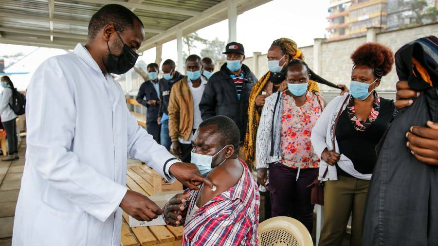 Delta variant takes hold in developing world as infections rise