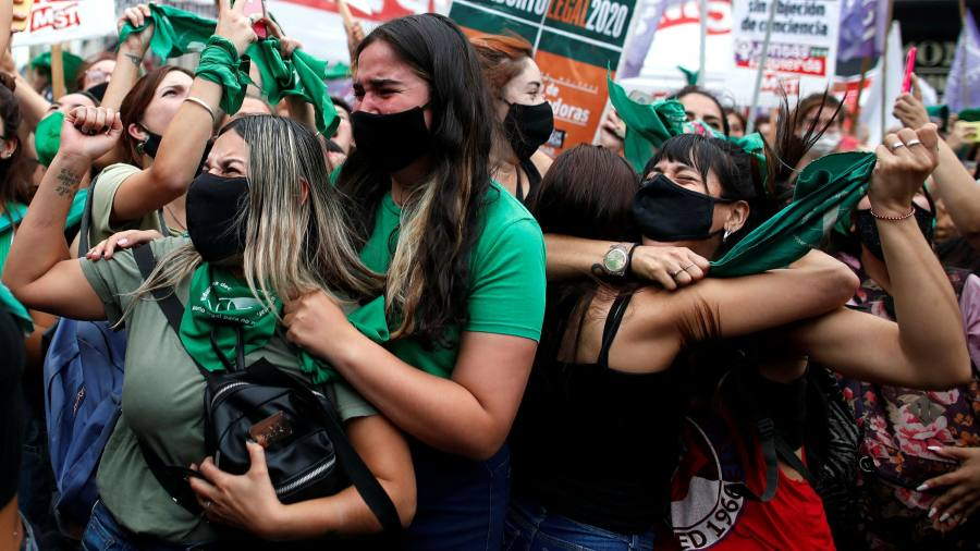 Argentine feminists pin hopes on Peronist duo to pass abortion bill