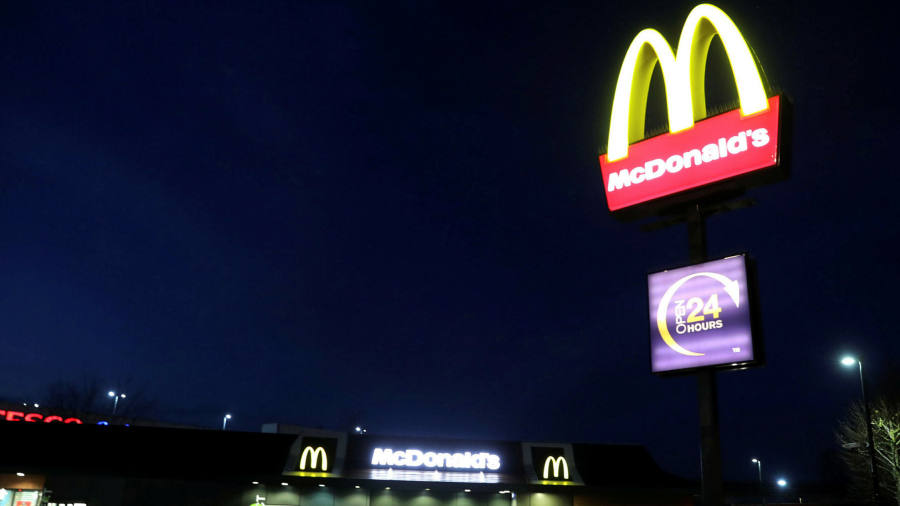 McDonald's will hire 20,000 employees as part of the UK and Ireland expansion