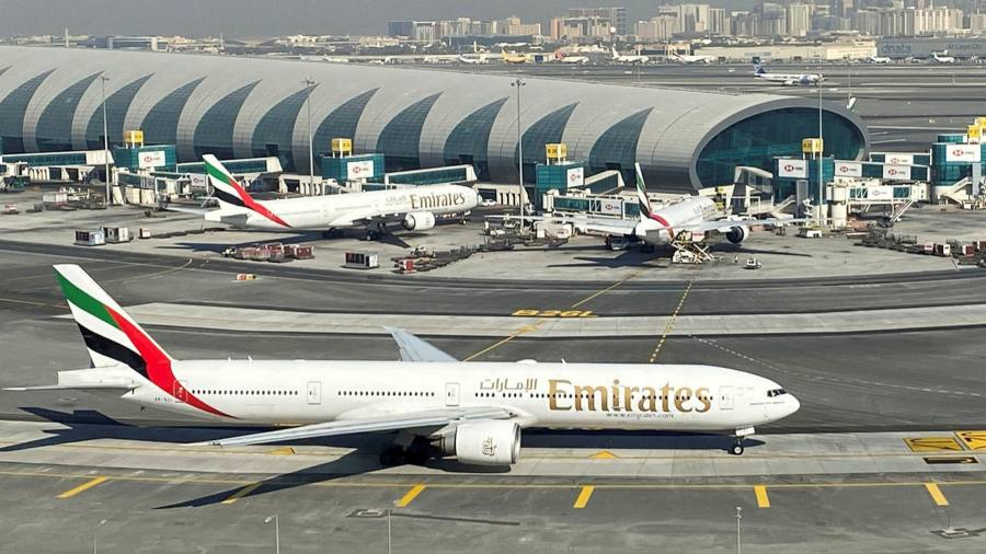 Emirates posts .5bn loss as pandemic takes 'tremendous toll'