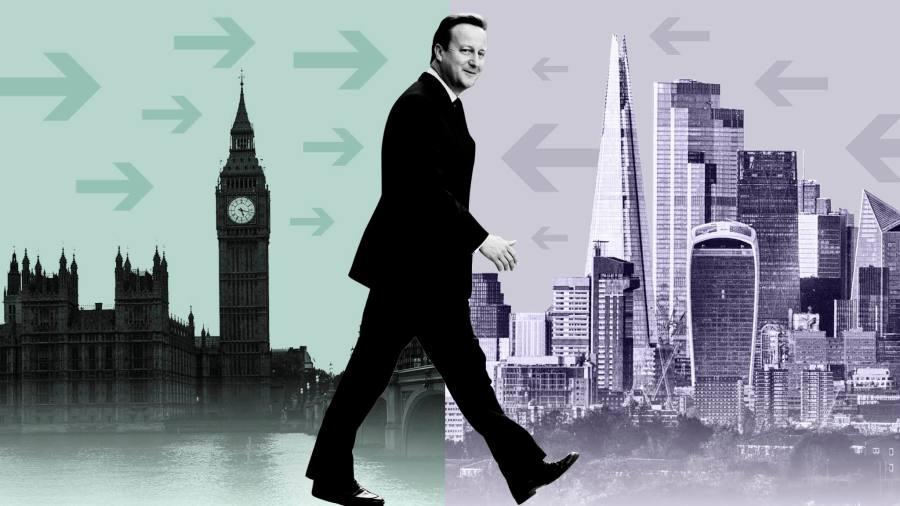 David Cameronen eskandalua: zenbaterainoko zikinkeria da politika britainiarra?