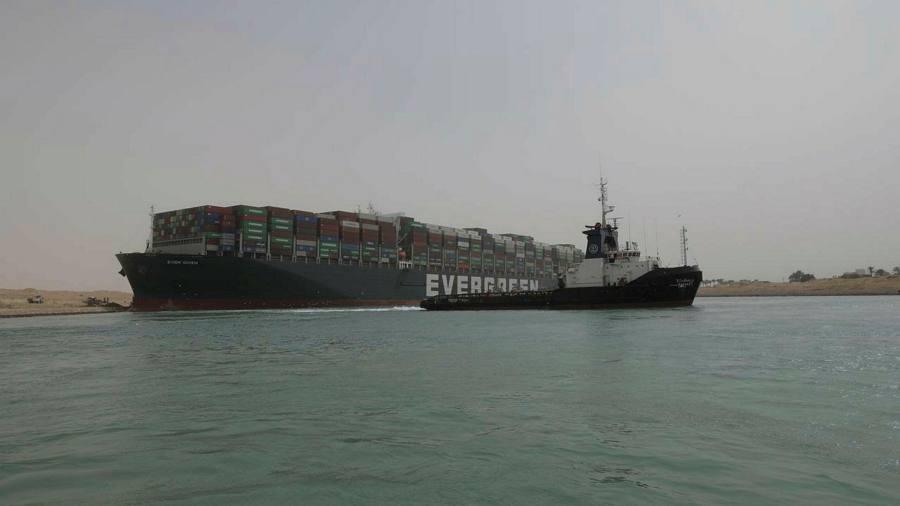 It encourages Suez to block transportation costs