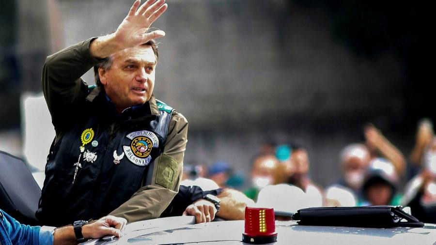 Brazil's Covid inquiry puts Bolsonaro on the back foot
